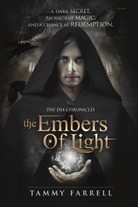 The Embers of Light book cover